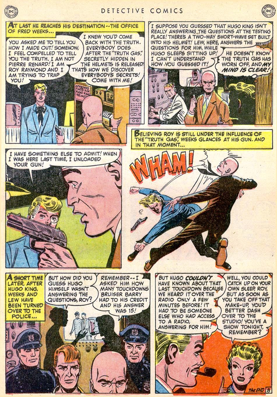 Detective Comics (1937) 165 Page 22