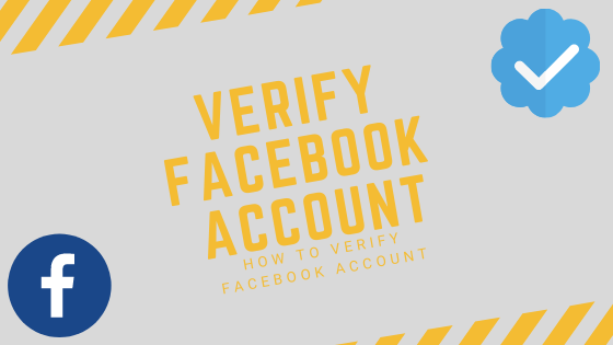 How Do You Get Verified On Facebook<br/>