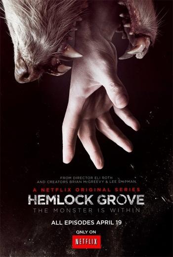 Baixar Hemlock Grove 1ª Temporada Dublado