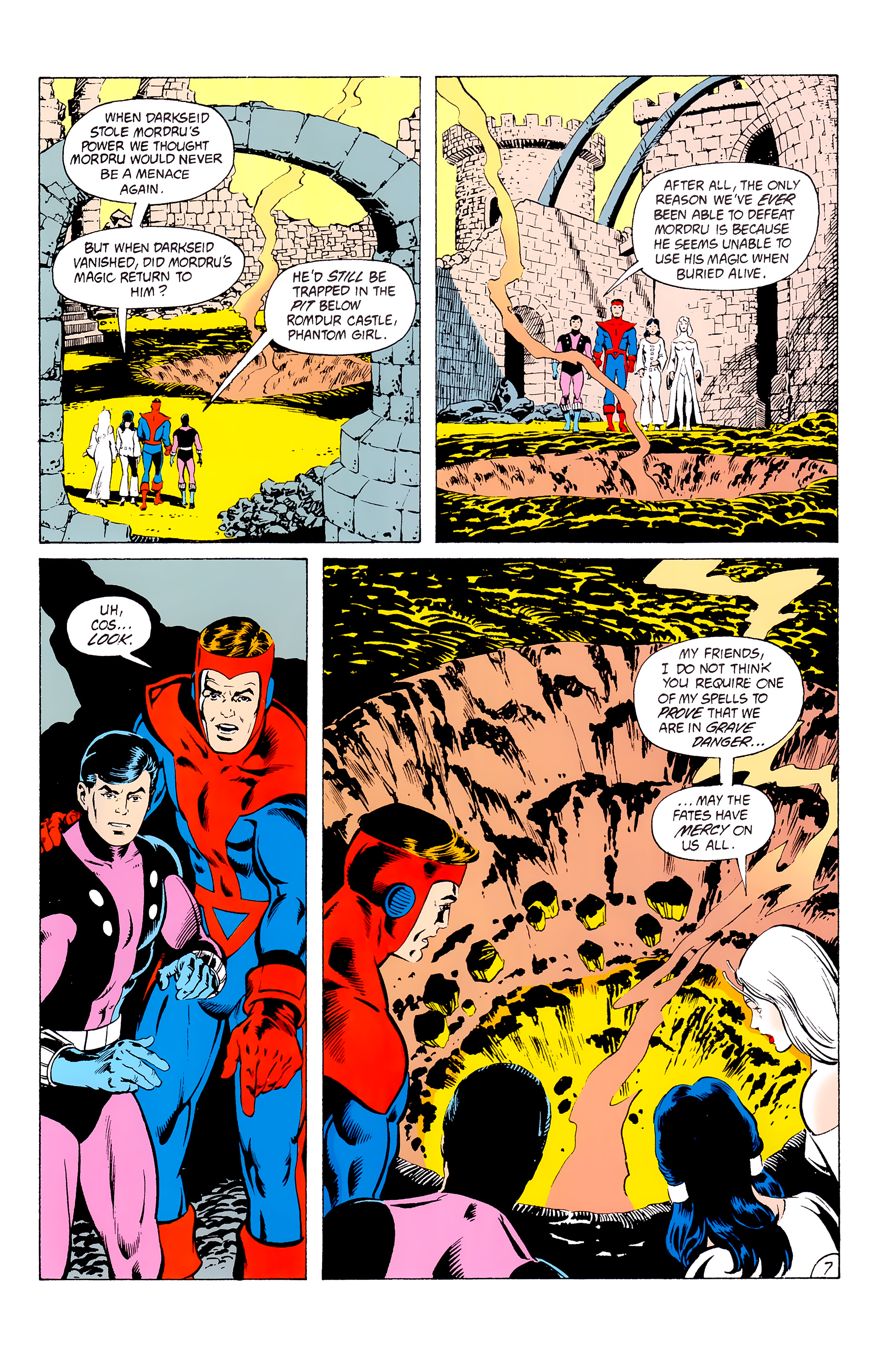 Legion of Super-Heroes (1980) _Annual_3 Page 7