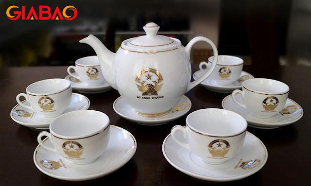 Hình ảnh bộ dụng cụ uống trà đẹp