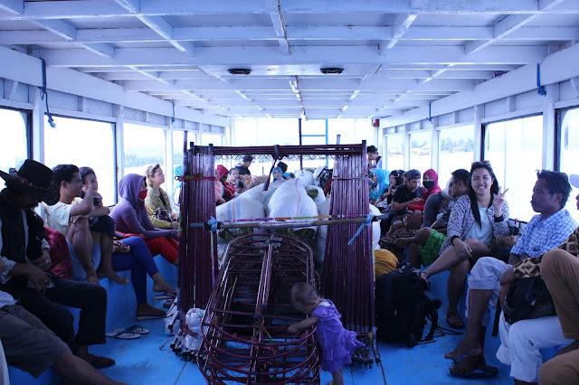 Pelabuhan Lombok, Gili Trawangan