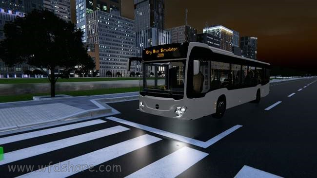 City Bus Simulator 2018 Highly Compressed Game Download