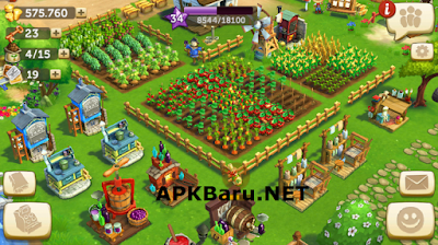 FarmVille 2: Country Escape v5.0.922 Mod Apk Terbaru (Unlimited Key)