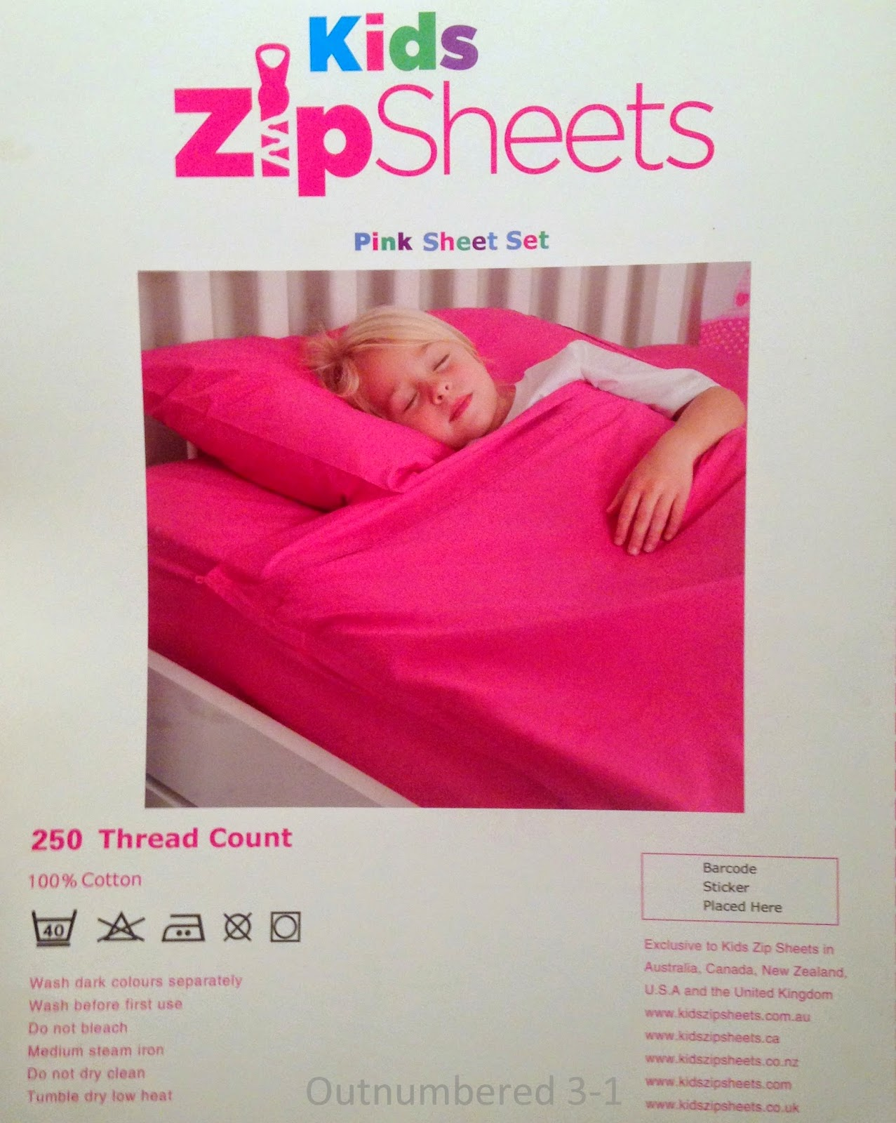 Kids Zip Sheets, No tangles, Neat Bed