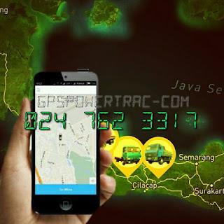 GPS TRACKER MAGELANG