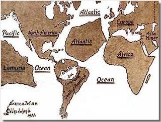 Menelusuri Qur'an Dan Hadits Tentang Peradaban Atlantis Dan Lemuria