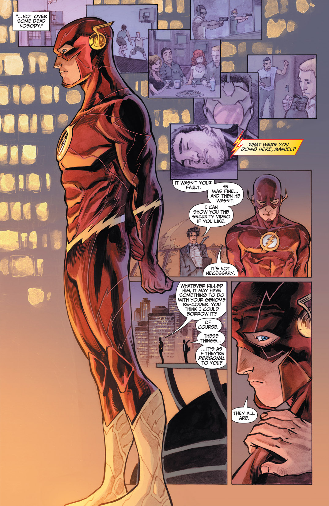 Read online The Flash (2011) comic -  Issue #1 - 16
