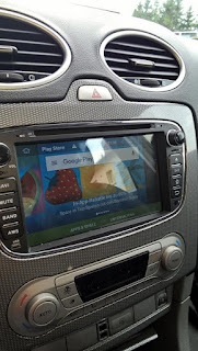 Ford Android 5.1 Car GPS DVD