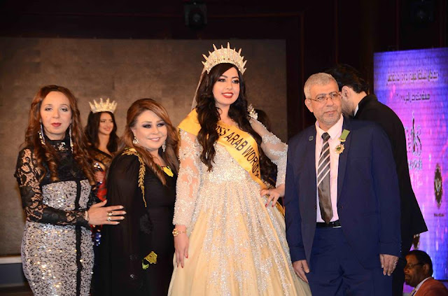 miss arab world 2018 results suhair el ghadab crowns sherin hosni. Black Bedroom Furniture Sets. Home Design Ideas