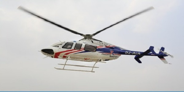 Helicopter Rent Price in Bangladesh