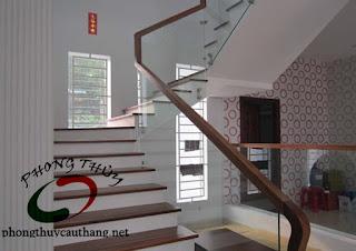Hướng cầu thang theo phong thủy 03