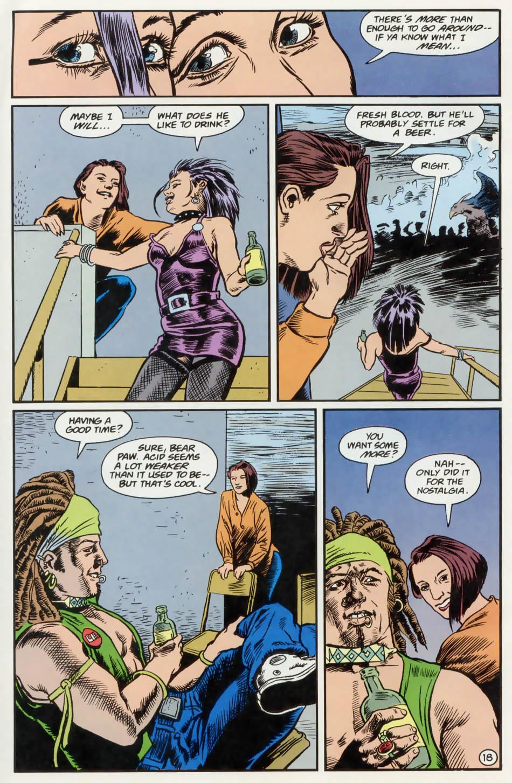 Read online Animal Man (1988) comic -  Issue #74 - 19