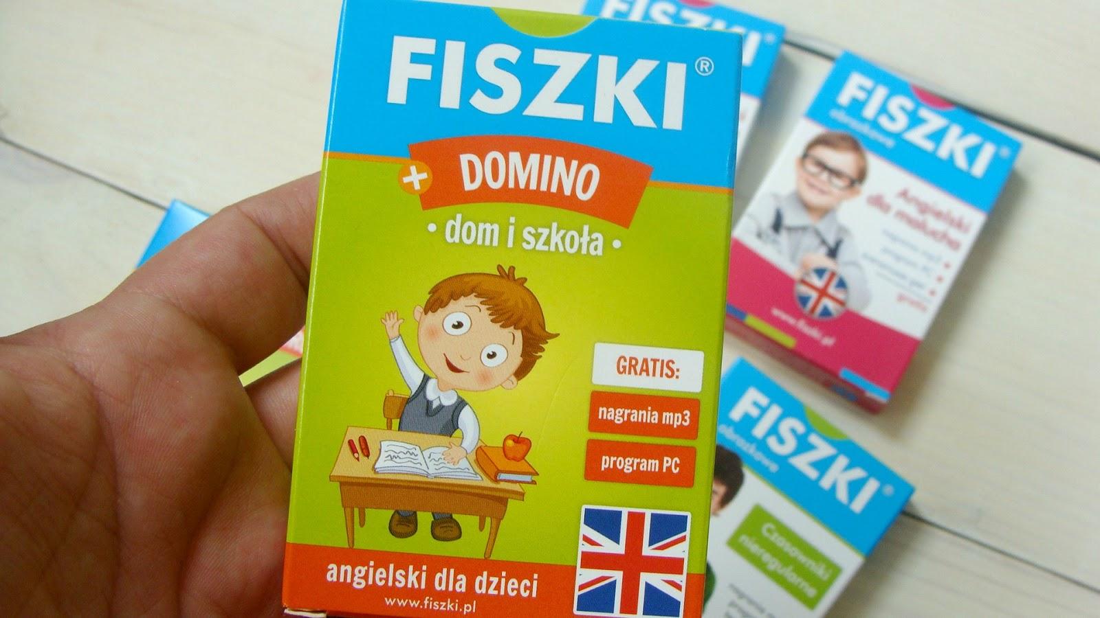 Fiszki, nauka języka obcego, nauka języka angielskiego