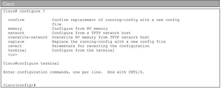 Night Reader: ArubaOS-CX, ArubaOS- Switch, Comware and Cisco IOS