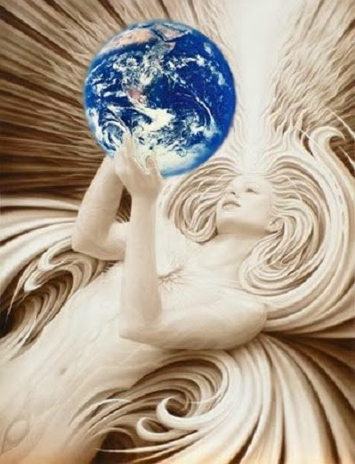 Nova Earth Serenity: Archangel Michael through Marc Gamma ~ Twin