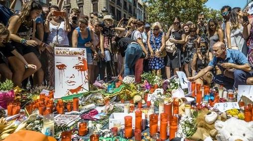 وفاة سيدة ألمانية ترفع حصيلة اعتداءات كاطالونيا إلى 16 قتيلاً