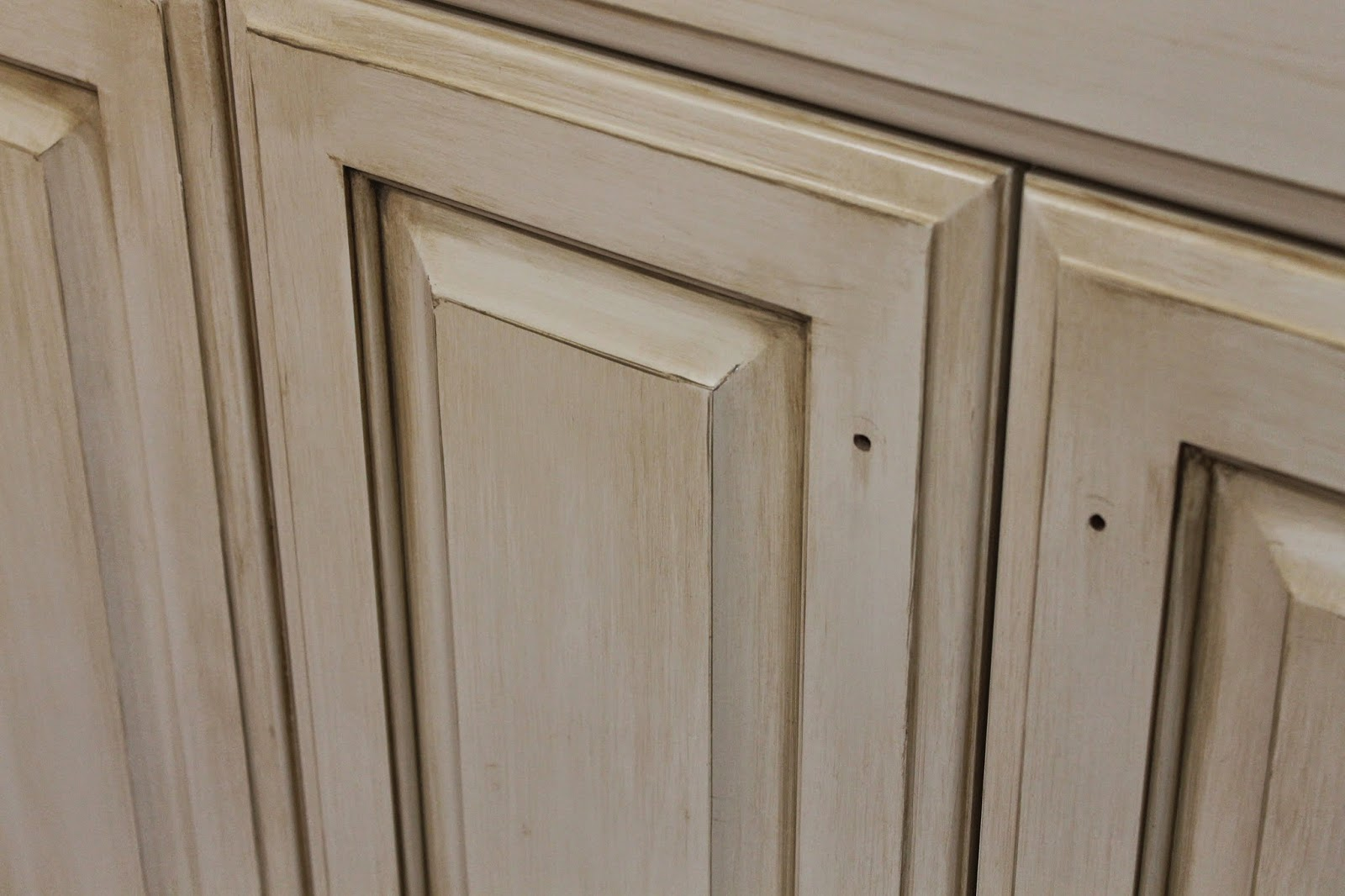 Glazed Kitchen Cabinet Doors The Ragged Wren How To Glazing Cabinets