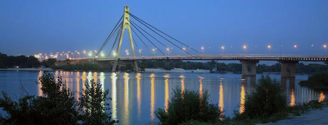 мосты киева