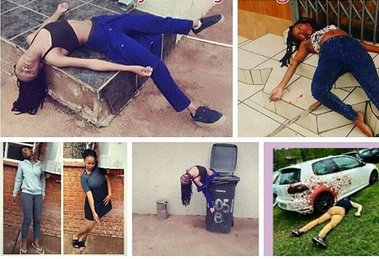 #Deadpose Trends in South Africa Has Taken Over Social Media