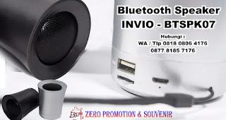 Barang Promosi Speaker MP3 Player, speaker cinderamata perusahaan, Souvenir Speaker Handphone Murah, Jual Speaker Bluetooth Promosi custom Murah