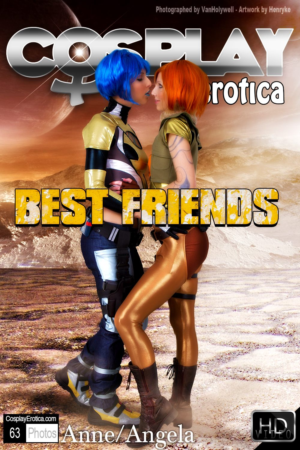 Amusing cosplay erotica lesbian porn that would