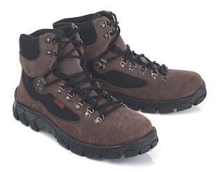 Sepatu Touring Cibaduyut Kulit Asli LLX 482