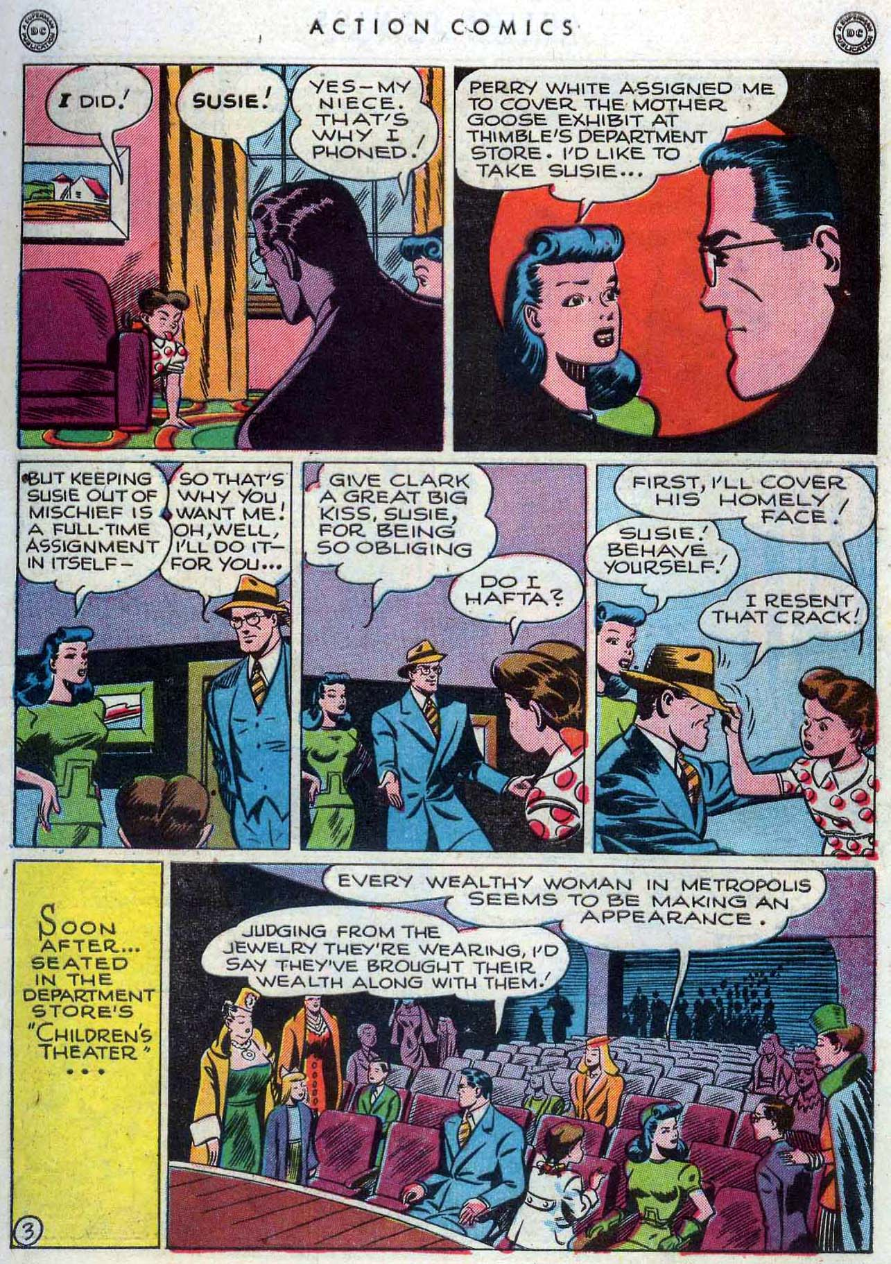 Read online Action Comics (1938) comic -  Issue #110 - 4