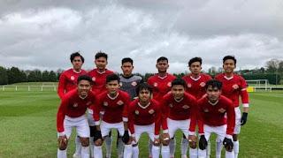 Nonton Timnas Garuda Select U17 (Live Match TVRI)