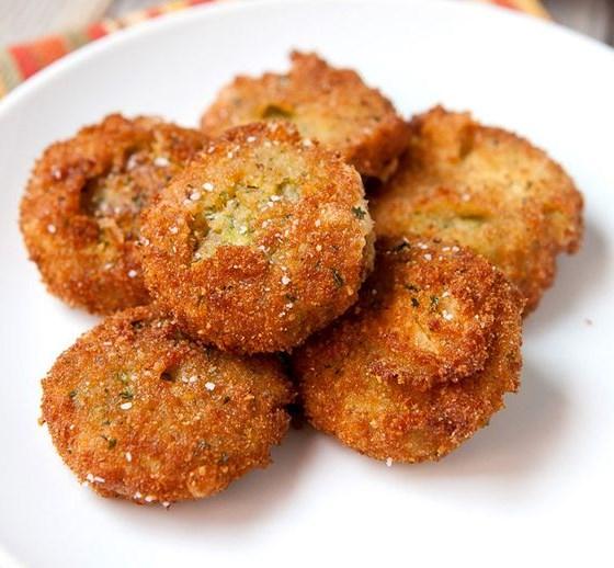 Crispy Homemade Veggie Nuggets #Veggie #Homemade