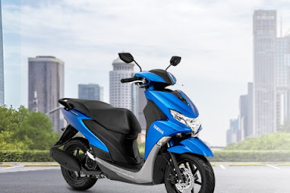 Yamaha FreeGo 125 Motor Matic Baru