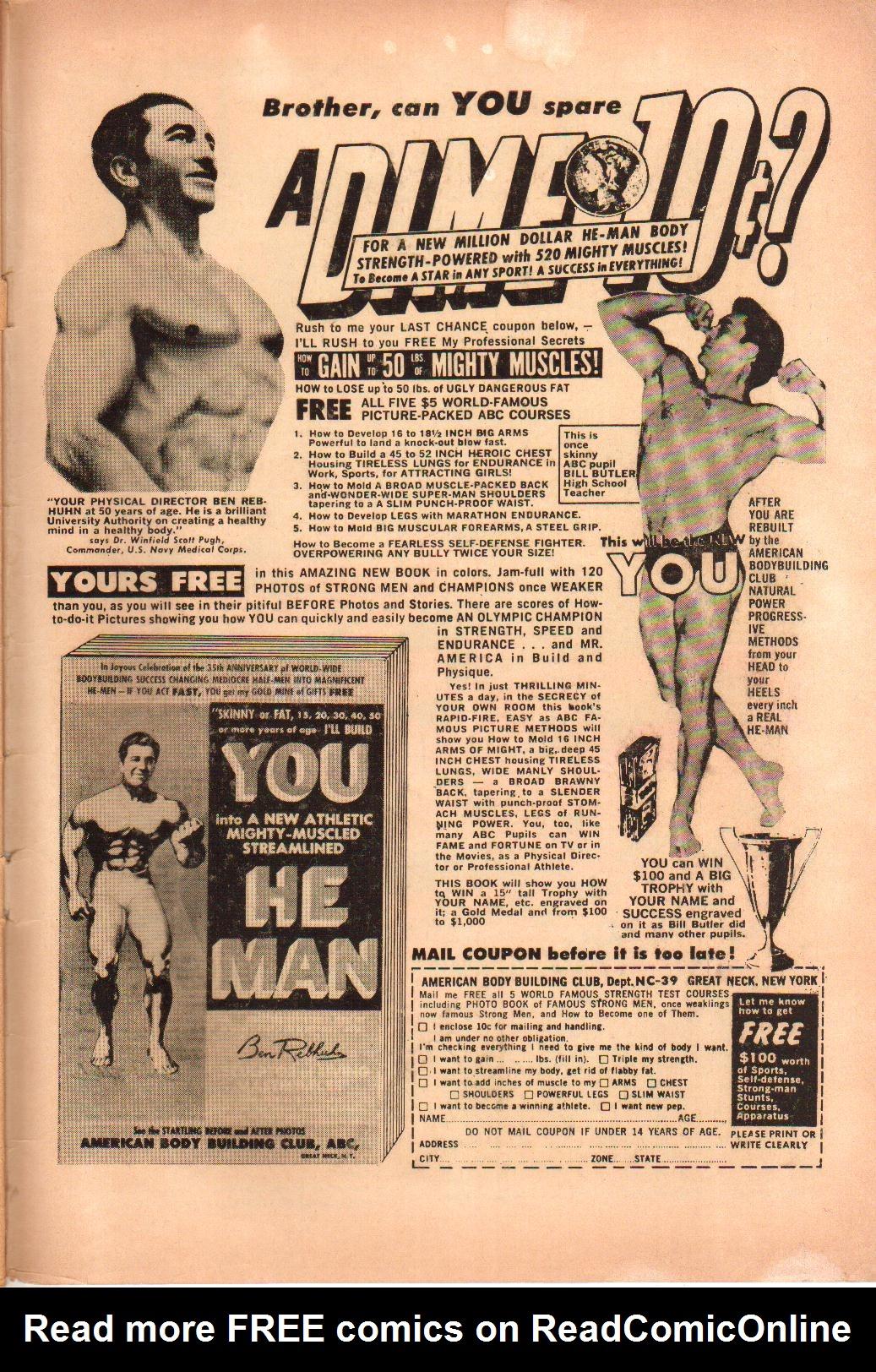 Strange Adventures (1950) issue 156 - Page 35