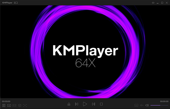 Download KMPlayer 64bit the best one for watching movies
