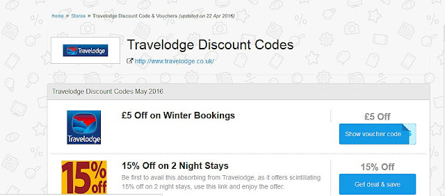 Save up to £10 off Super Room Stay. Upgrade and save The £5 and/or £10 discount on Travelodge SuperRooms across selected stays will apply on our saver rate or flexible rate if your booking meets the terms and conditions stated below.