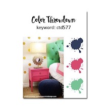 Join me for the Color Throwdown Challenge!