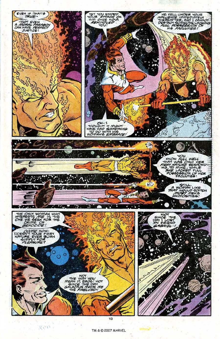 Read online Silver Surfer (1987) comic -  Issue #20 - 15