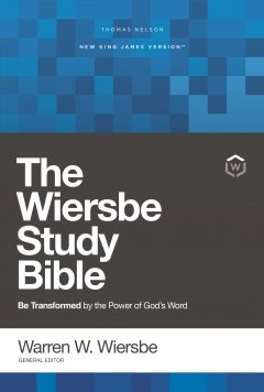 With a Joyful Noise: The Wiersbe Study Bible | Review