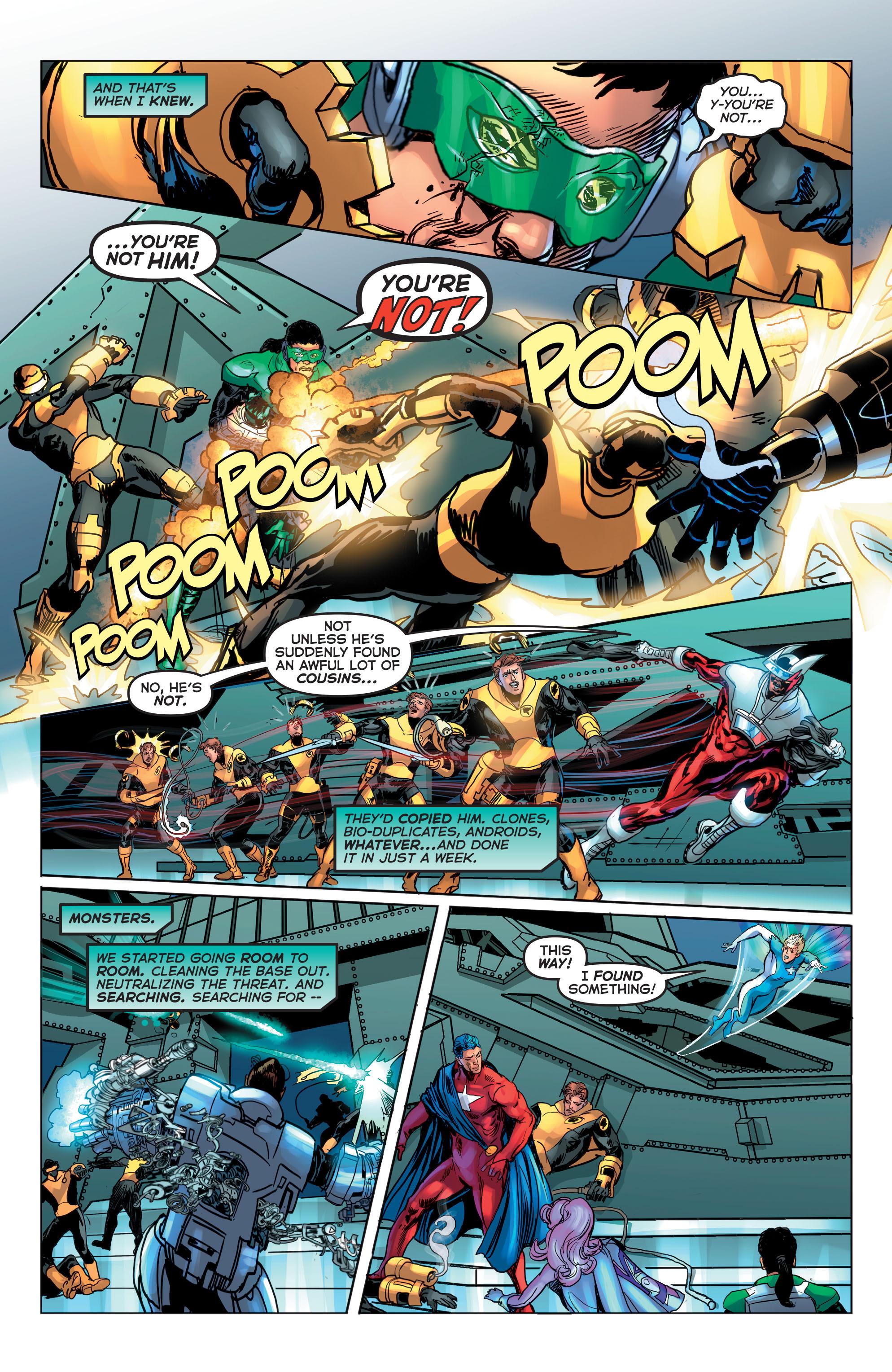 Read online Astro City comic -  Issue #21 - 5