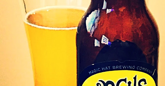 Beer Review: Magic Hat Brewing Circus Boy Hefeweizen