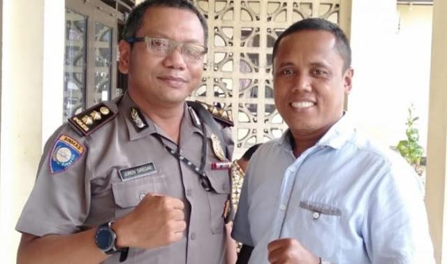 Komunitas Pecinta Polri Kabupaten Sorong Sambut Baik Apel 3 Pilar TNI-Polri
