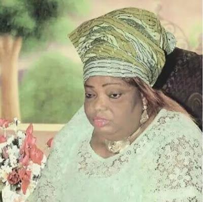 SO SAD!! Veteran Nollywood actress Toyin Majekodunmi is dead
