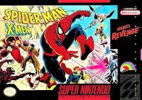 Spider-Man & X-Men: Arcade's Revenge PT/BR