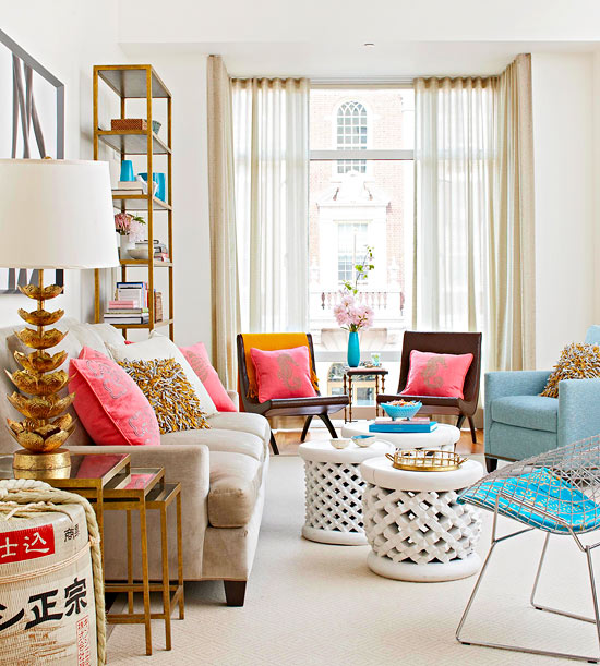 42 Gorgeous Living Room Color Ideas For Every Taste Best: Best Of Home Interior: Living Room Furniture Arrangement Ideas