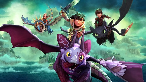 Dragons: Dawn of New Riders Review & Gameplay