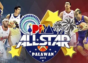 List of Competition Results 2015 PBA All-Stars @ Palawan (March 6, 2015)