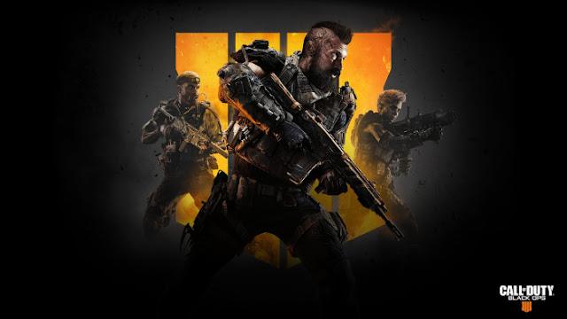 Call of Duty Black Ops 4 Soldats - Fond d'Écran en HD