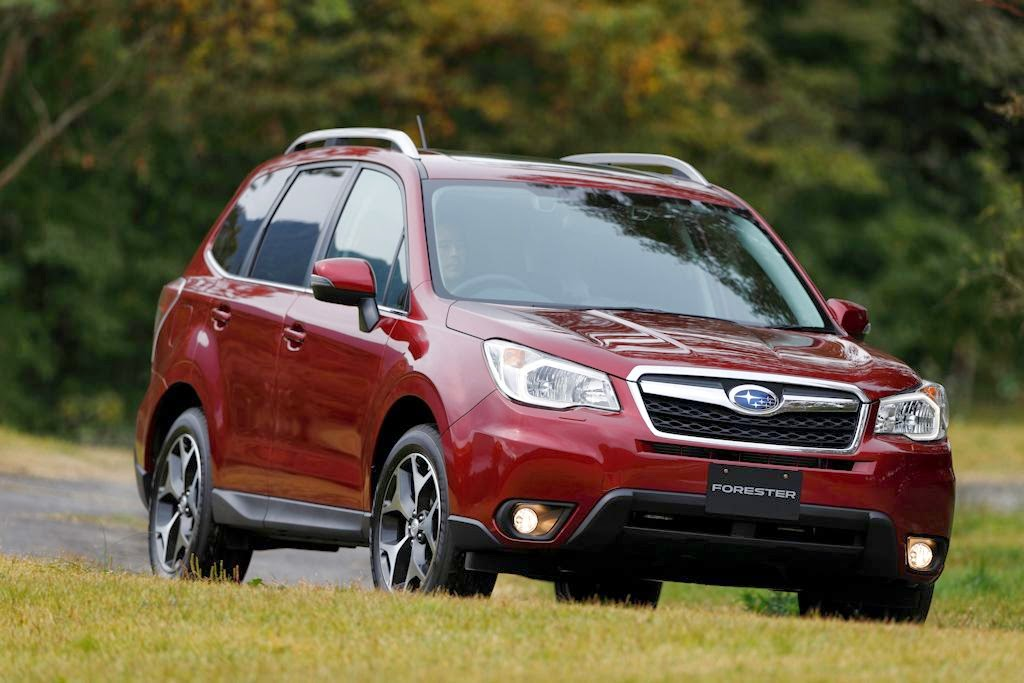 subaru launches mid grade forester the philippine car news car reviews. Black Bedroom Furniture Sets. Home Design Ideas