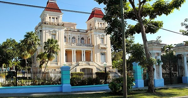 Cuba a special island House of the Bacardi family in