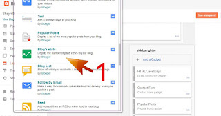 How To Add Page View Counter On Blogger