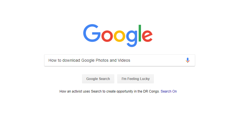 How to download Google Photos and Videos - John's Blog